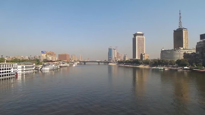 Nile River - Badr Frequency