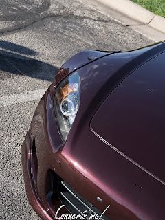 Honda S2000 Wide Body Front Fender Front Angle