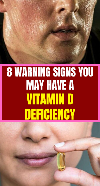 8 Warning Signs You May Have a Vitamin D Deficiency