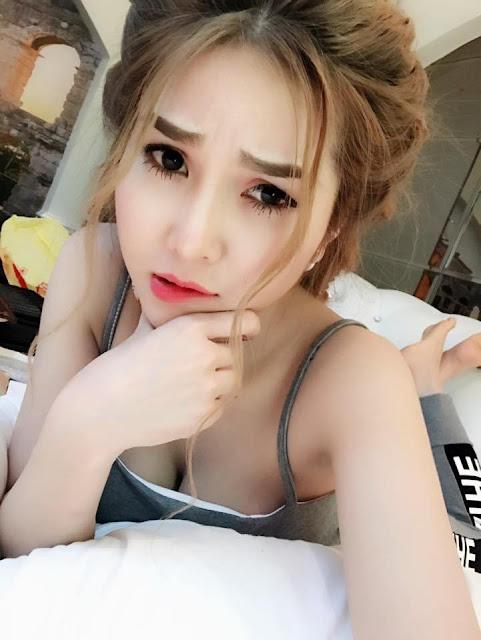 Ảnh hot girl có gương mặt đẹp nhất Việt Nam nhìn muốn…