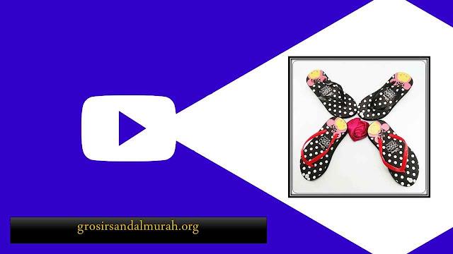 Peluang Bisnis Grosir Sandal || AMX Wedges Karakter Anak
