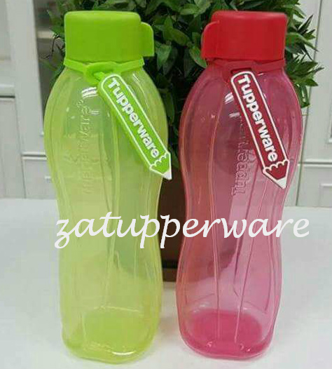 Tupperware Eco Bottle (2) 1L