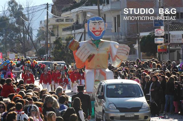 Αναβάλλεται η καρναβαλική παρέλαση στη Νέα Κίο Αργολίδας