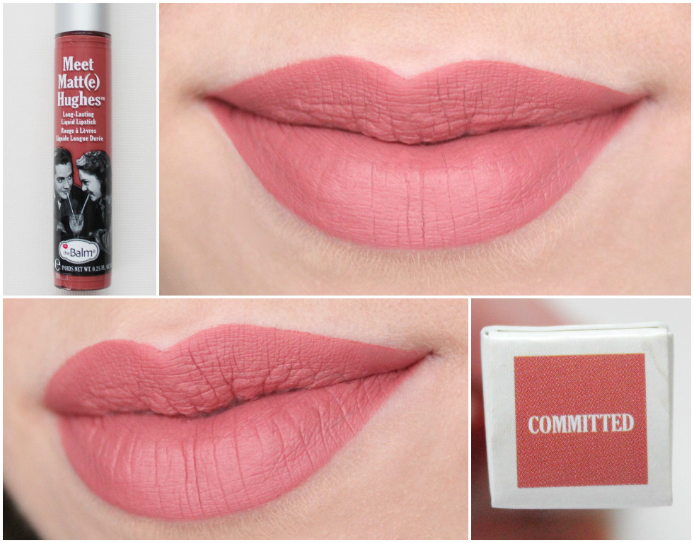 the balm meet matte hughes committed swatch philippines