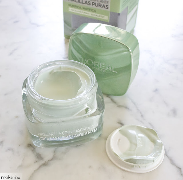 Review mascarilla purificante