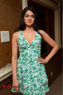 Actress Sakshi Chaudhary Pictures in Short Dress at Selfie Raja Movie Song Launch  0120.JPG