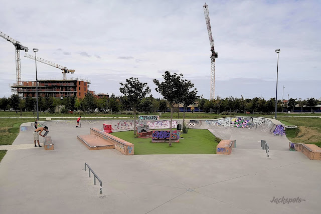 Skatepark Toulouse Blagnac