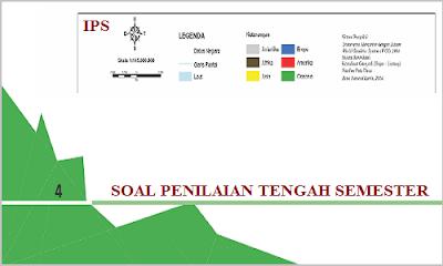 Soal PTS/UTS/UAS/PAS IPS Semester 1 Kurikulum 2013 Kelas 9 SMP & Jawaban