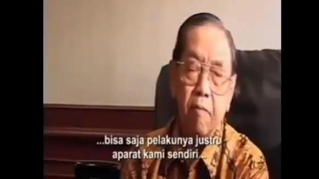 Viral Lagi Video Gus Dur soal Bom: Bisa saja Pelakunya justru Aparat Kami Sendiri