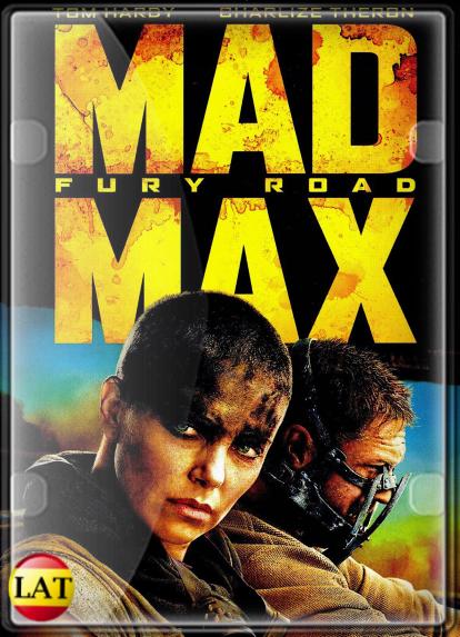 Mad Max: Furia en el Camino (2015) DVDRIP LATINO