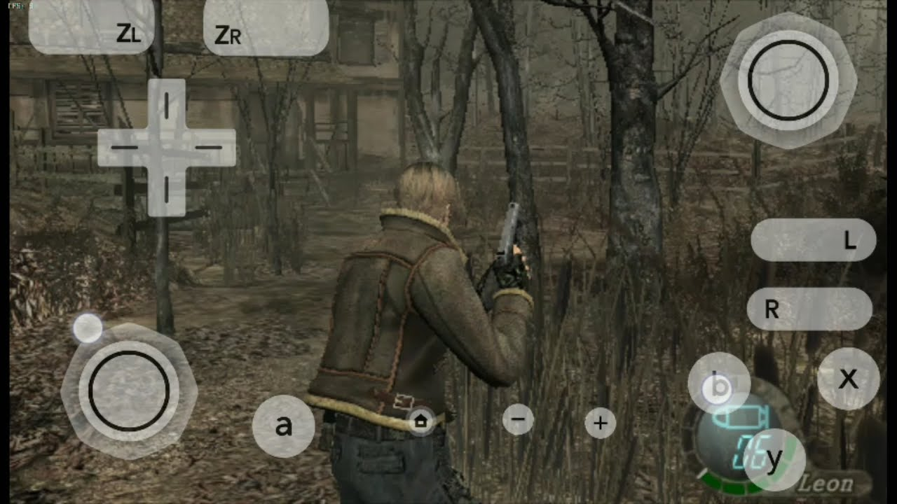 resident evil 4 android 2018