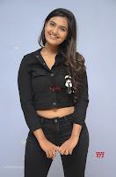 Neha Deshpandey in Black Jeans and Crop Top Cute Pics Must see ~  Exclusive Galleries 011.jpg