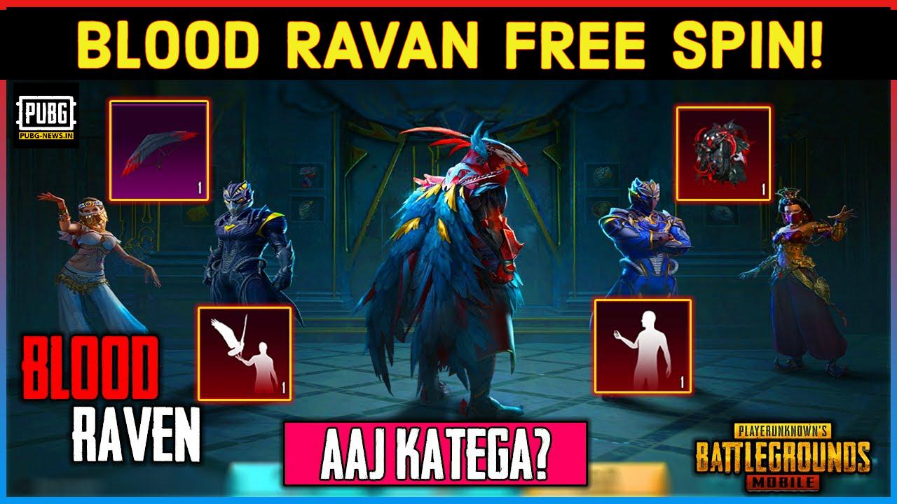 Blood Ravan free Spin