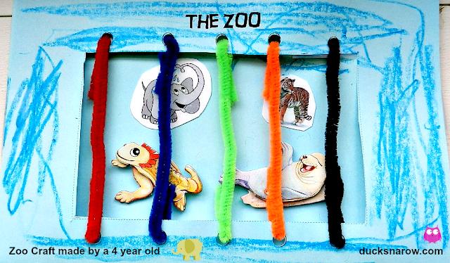 preschool, kids crafts, zoo, jungle animals, zoo animals