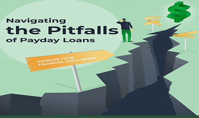 The 6 Most Common Pitfalls of Payday Loans, and How to Avoid Them #infographic