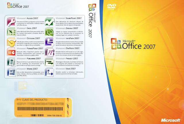 تحميل برنامج Office 2007 Professional Portable Free Download