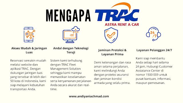 Rental Mobil Kian Mudah dengan TRAC TO GO