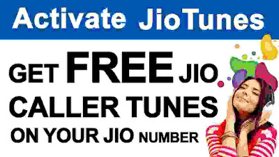 Activate Free Jio Caller Tune