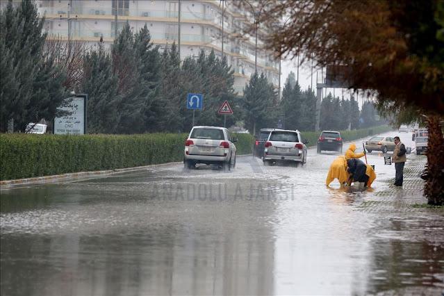 کەشناسی هەرێم: وەرزی بارینی باران لە هەرێمی کوردستان دواکەوتووە