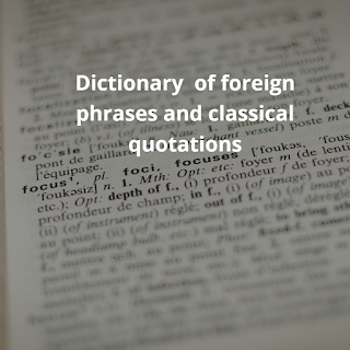 PDF Dictionary  of foreign phrases