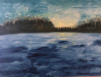 Shaleston lake