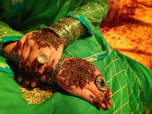 Most Beautiful Mehndi Designs For Brides