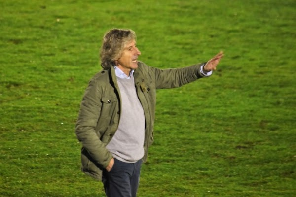 Oficial: CD Toledo, destituido Roberto Aguirre