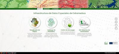 http://www.ideextremadura.es/
