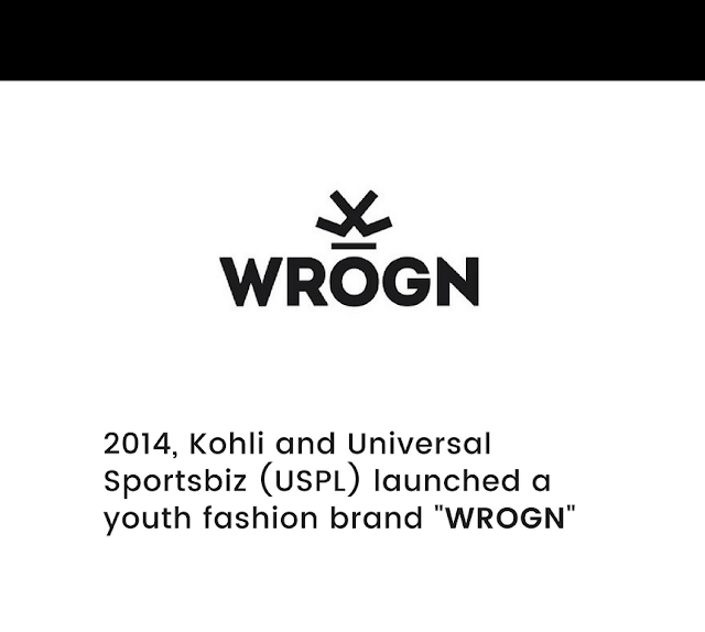 wrogn fashion brand facts