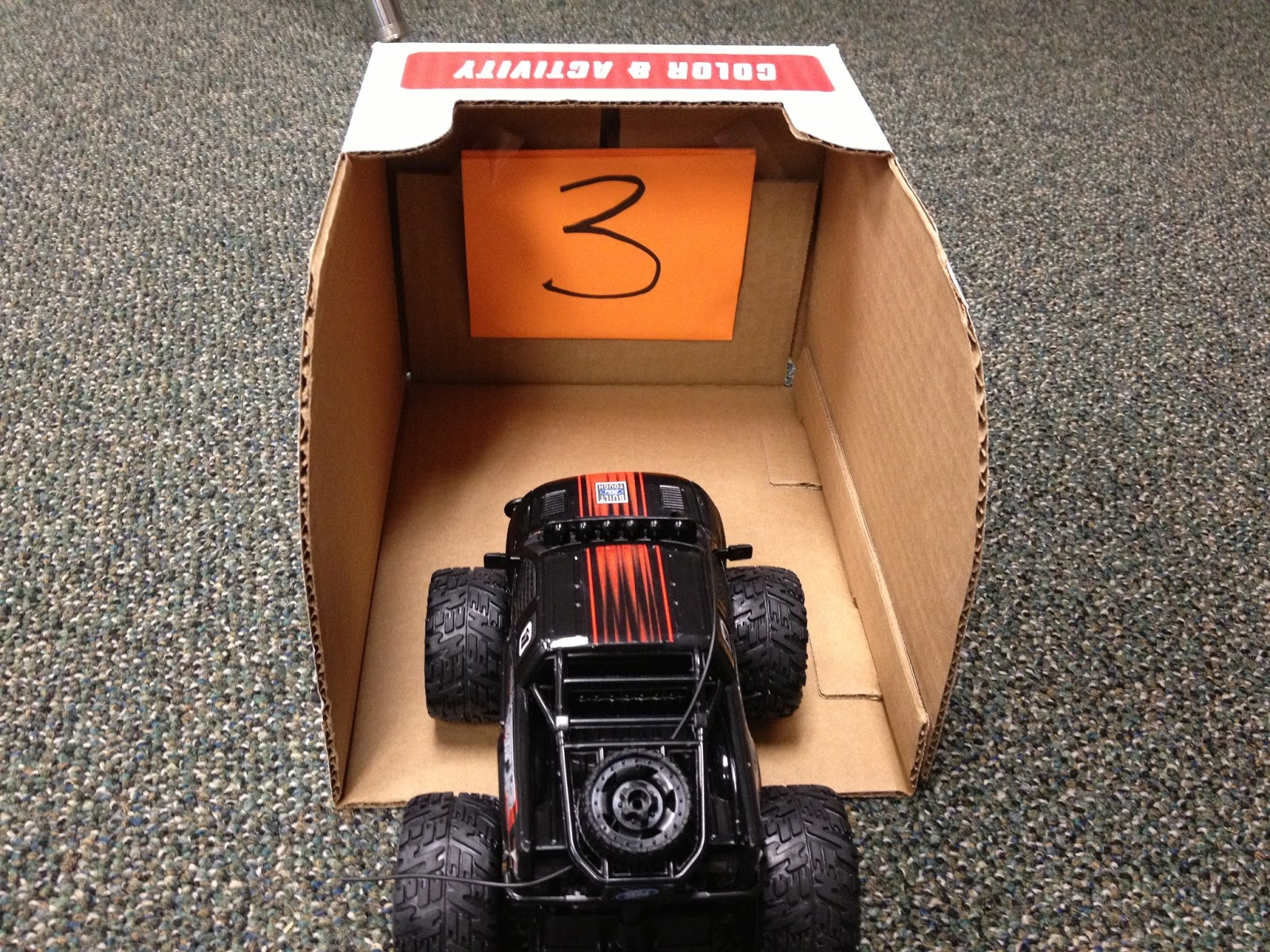 Divisible By 3 Andrew Stadel Race Car Math