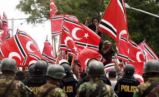Aceh tuntut merdeka
