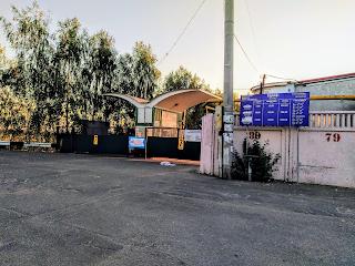Ворота №7 - улица Базовая, 7 километр Одесса