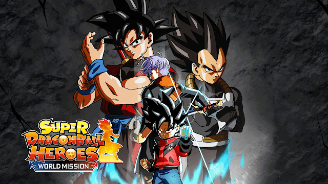 Link Tải Game Super Dragon ball Heroes World Mission Online Miễn Phí
