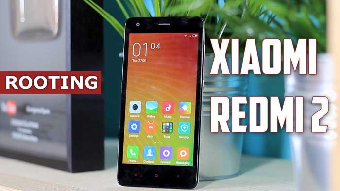 Cara Mudah Root Xiaomi Redmi 2 tanpa PC