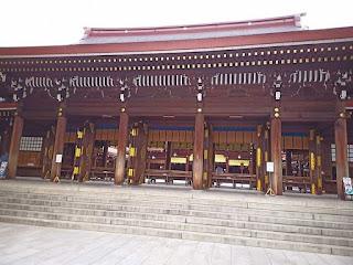 明治神宮 本殿
