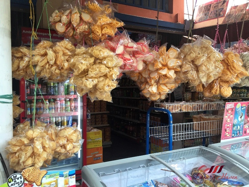 indonesia bintan resorts kota sebung keropok shopping