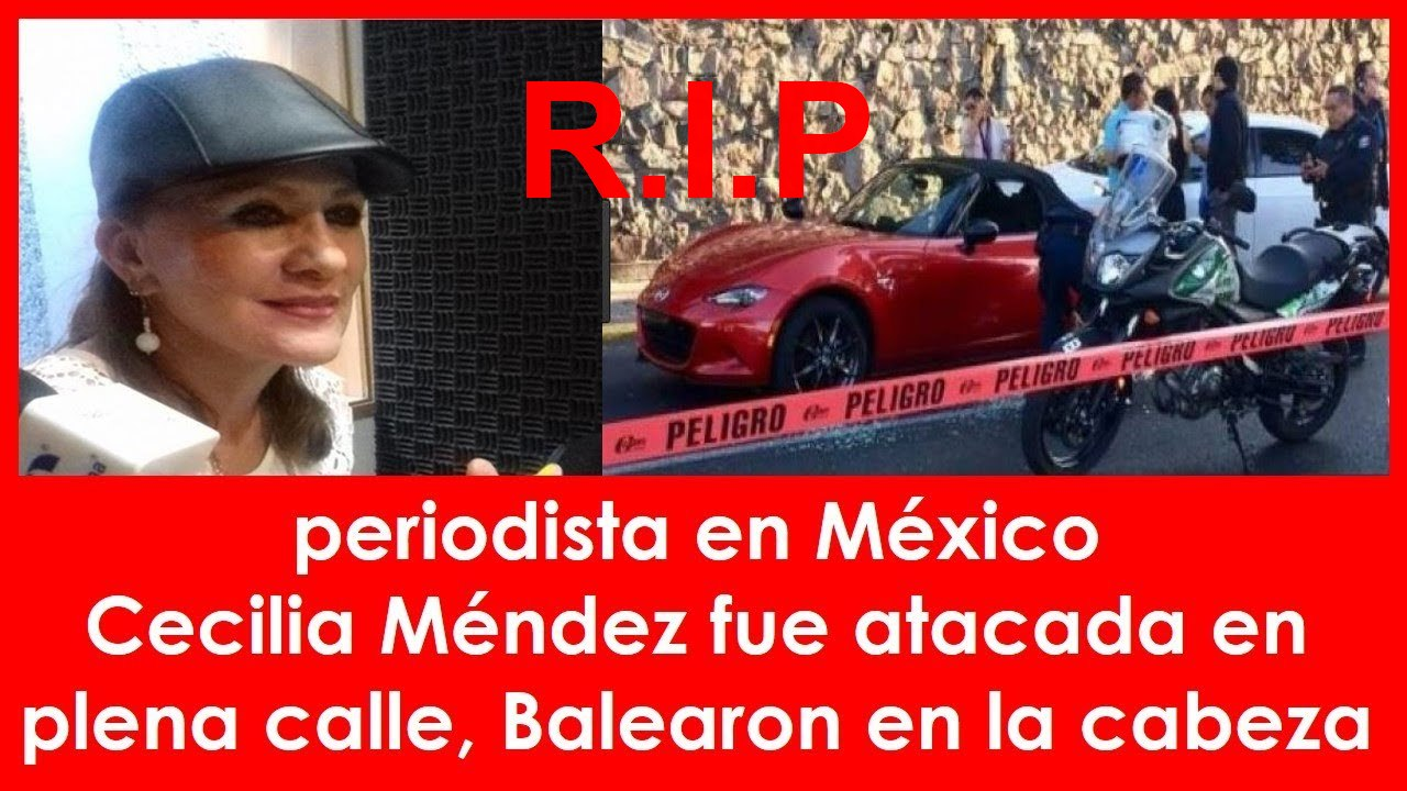"""""""Motosicario"""" logra su objetivo al fallecer locutora, a la que balaceo en Zapopan, Jalisco"""