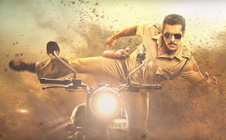 Dabangg 3 Wallpaper