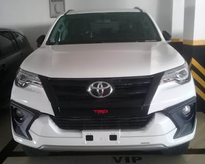 Toyota Fortuner  Promo Pameran GIIAS 2019