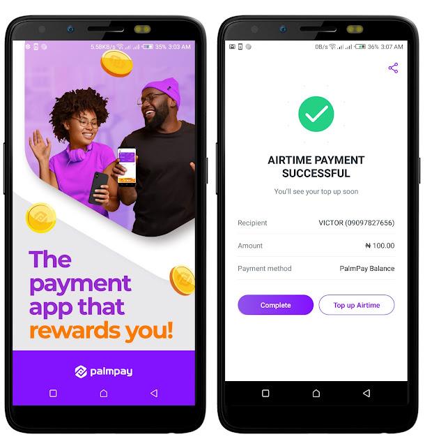 palmpay mobile app