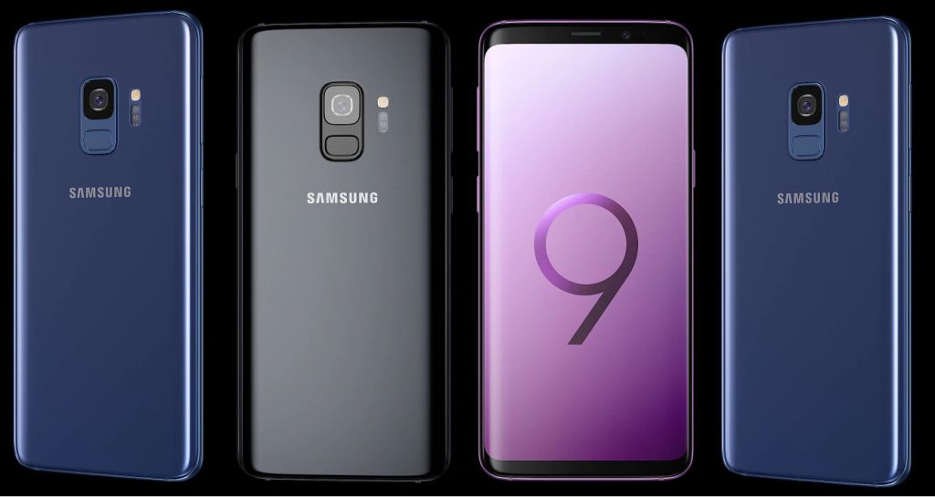 Samsung Galaxy S9 (2018) SM-G960Fwith Specifications