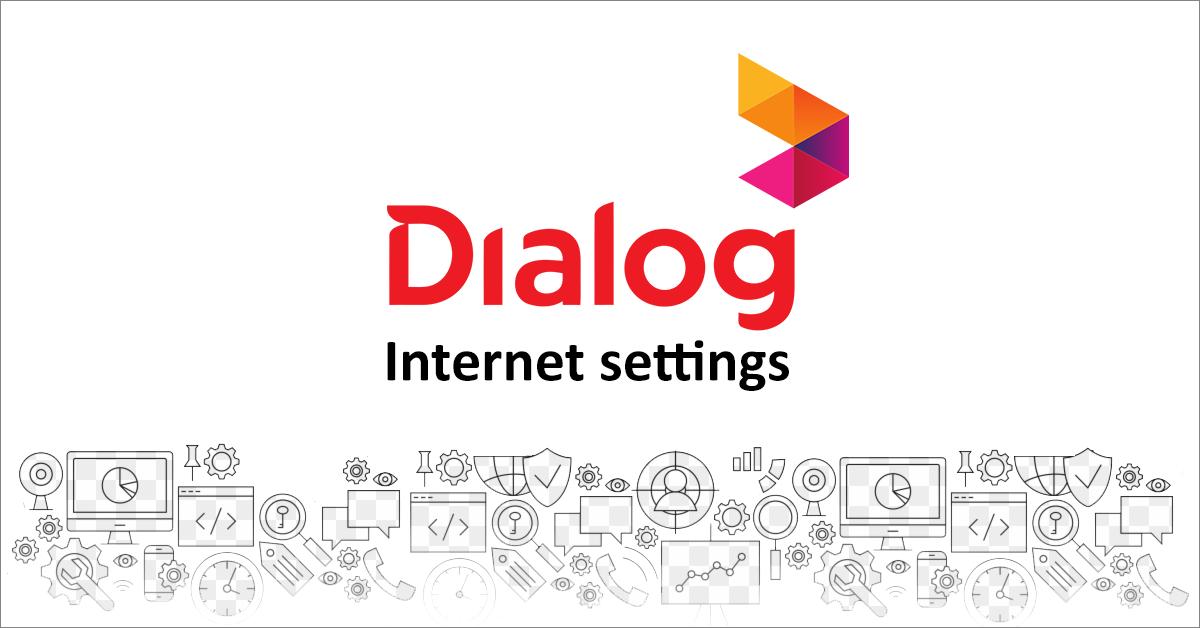 Dialog internet settings (Dialog APN settings)
