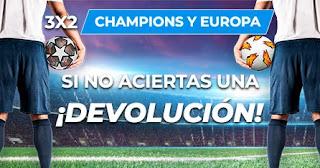Paston promo Champions Europa League 6-8 abril 2021