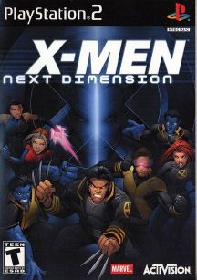 X-Men Next Dimension PS2 Torrent