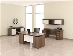 Mayline Sterling Desks at OfficeAnything.com