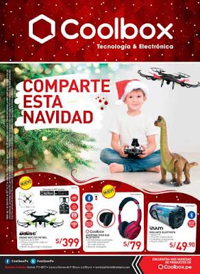 Catalogo Coolbox regala navidad 2017