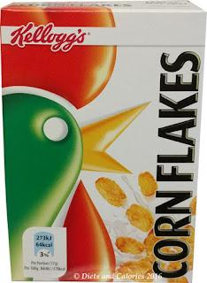 Kellogg's Cornflakes Mini Box