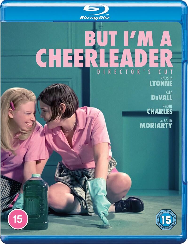 But I'm a Cheerleader director's cut bluray