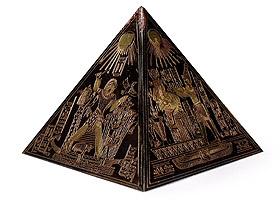Egyptská pyramída.
