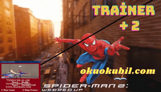 Spider-Man 2: 1.0 Sağlık + 2 Trainer Hilesi İndir Nisan 2021